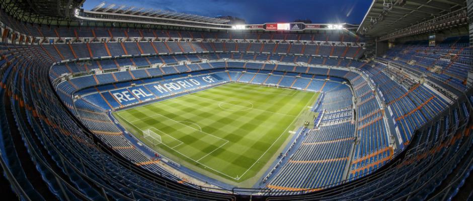 Santiago Bernabéu i Madrid